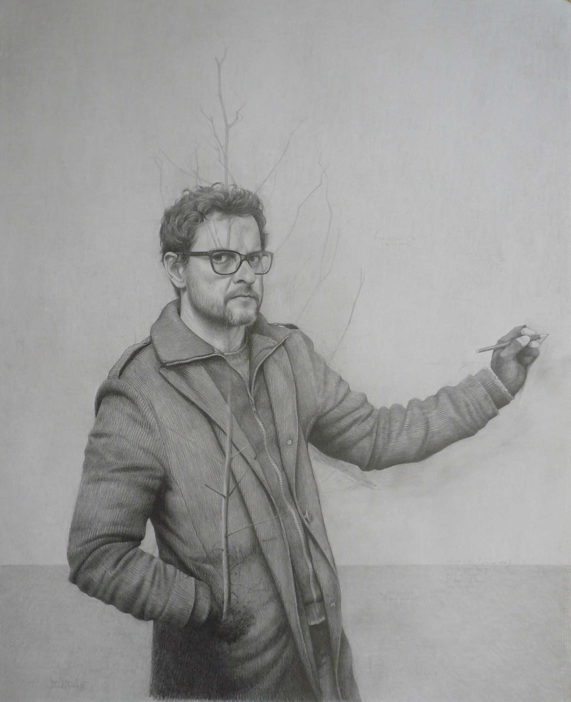 Manolo Sierra. el abrigo